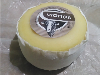 Sheep Cheese Vianês 1 Kg