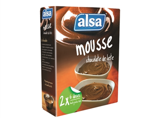 Alsa Mousse Chocolate 150 g